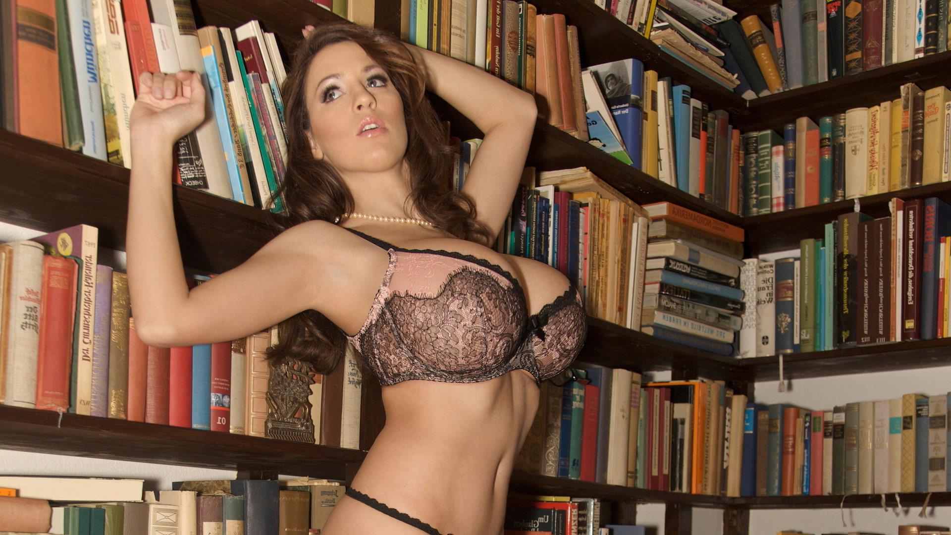 Эротика в библиотеке