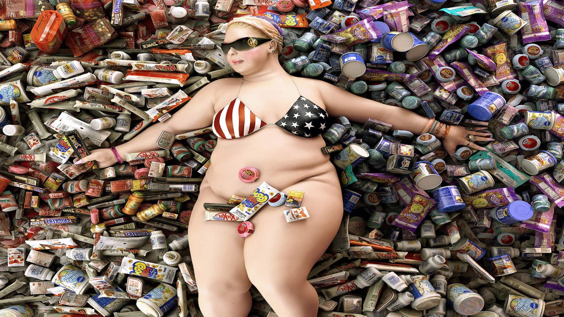 Самые толстыеголые девушки мира 9 фотография