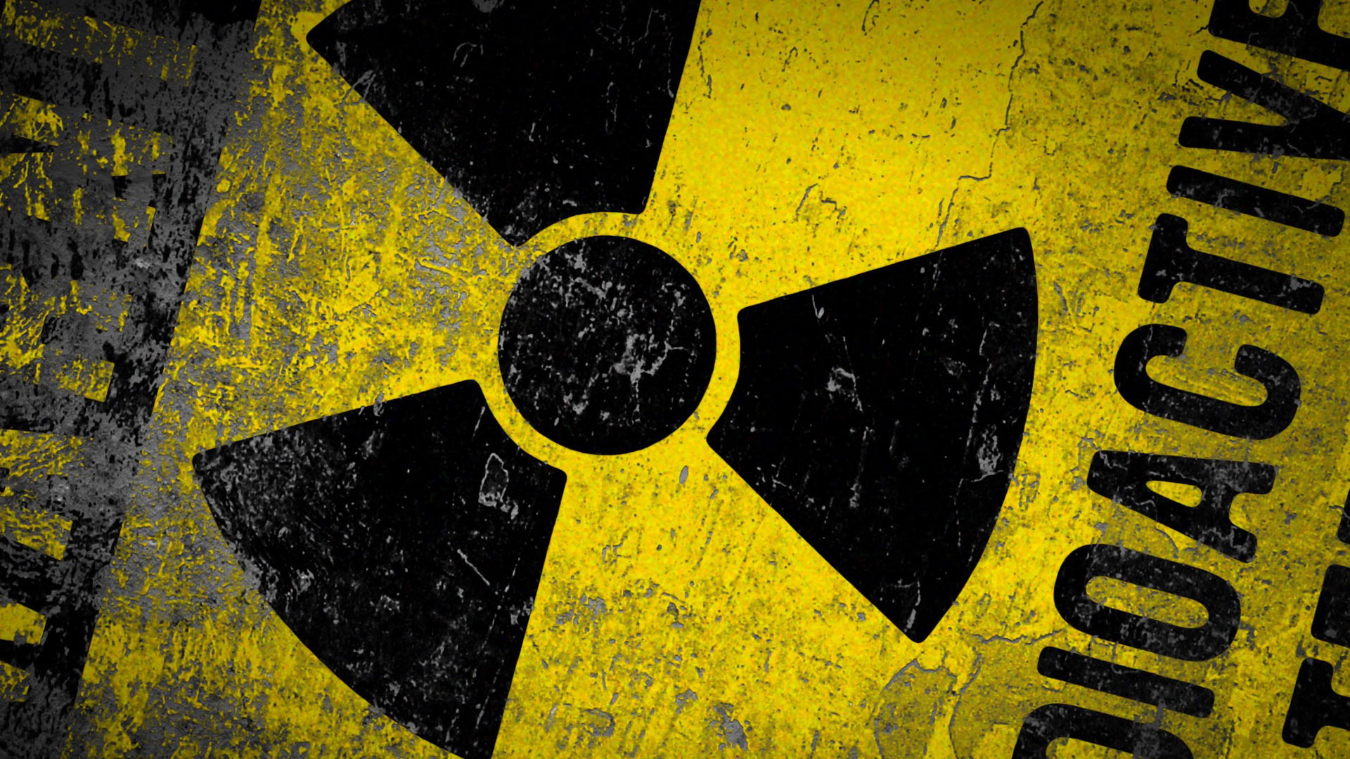 Обои радиация для рабочего стола