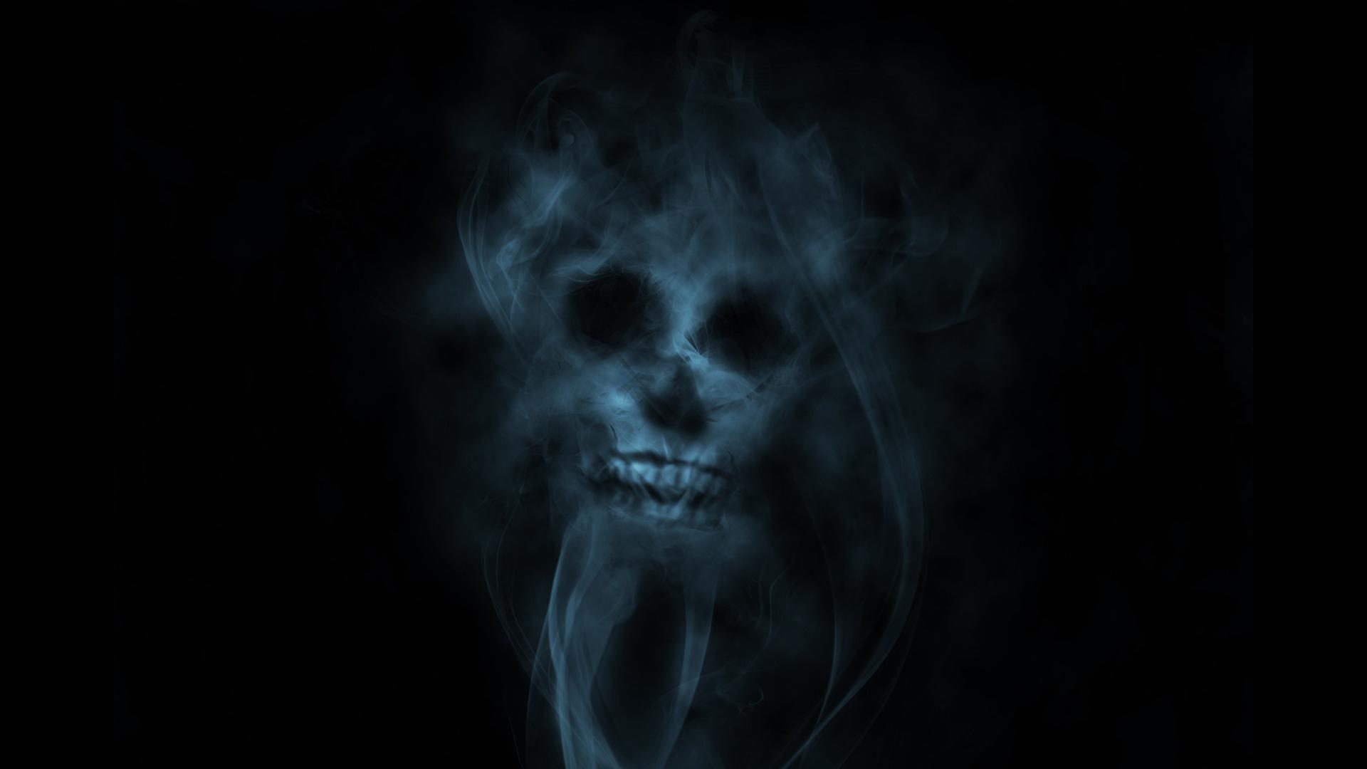 Рисунок дыма от сигарет