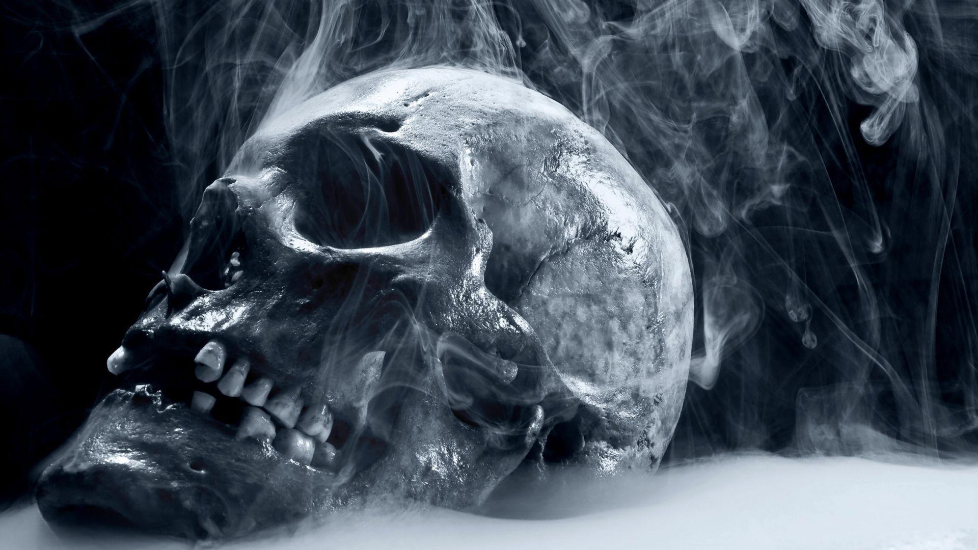 картинки черепа на рабочий стол
