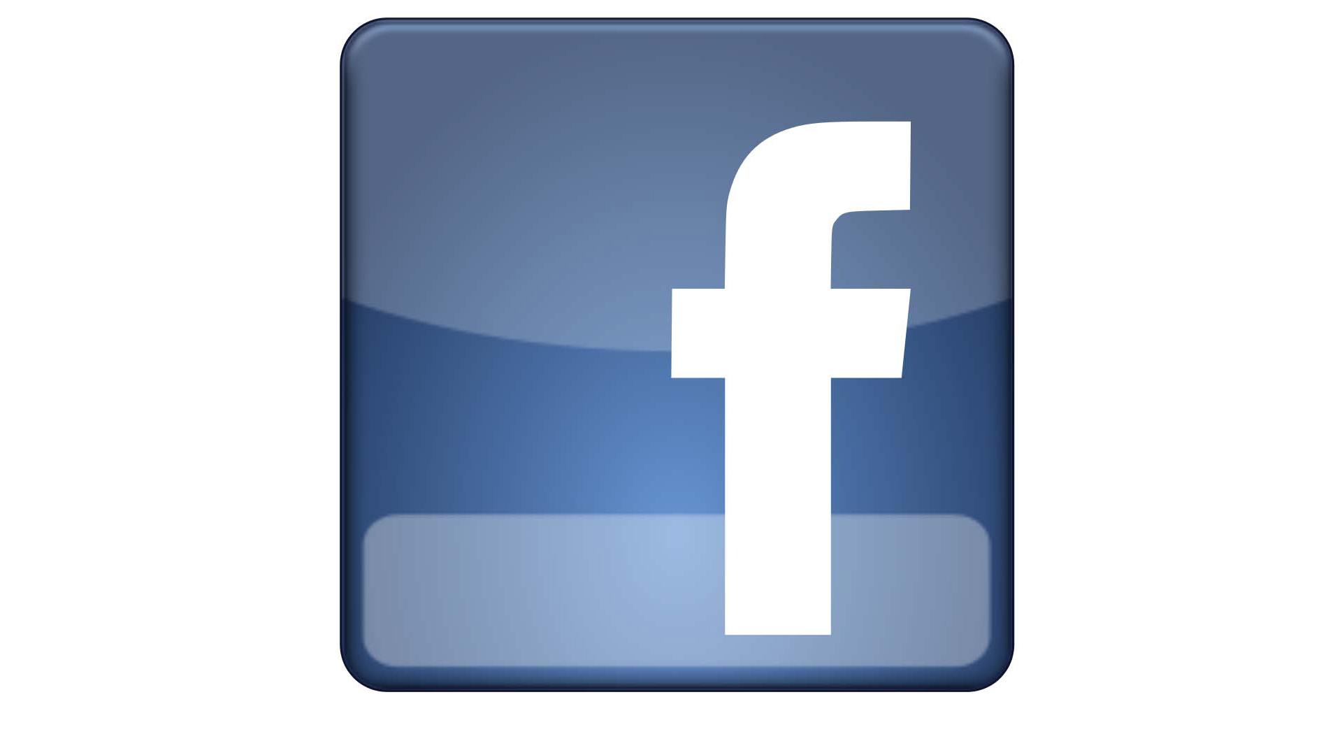 Логотип facebook facebook социальная сеть