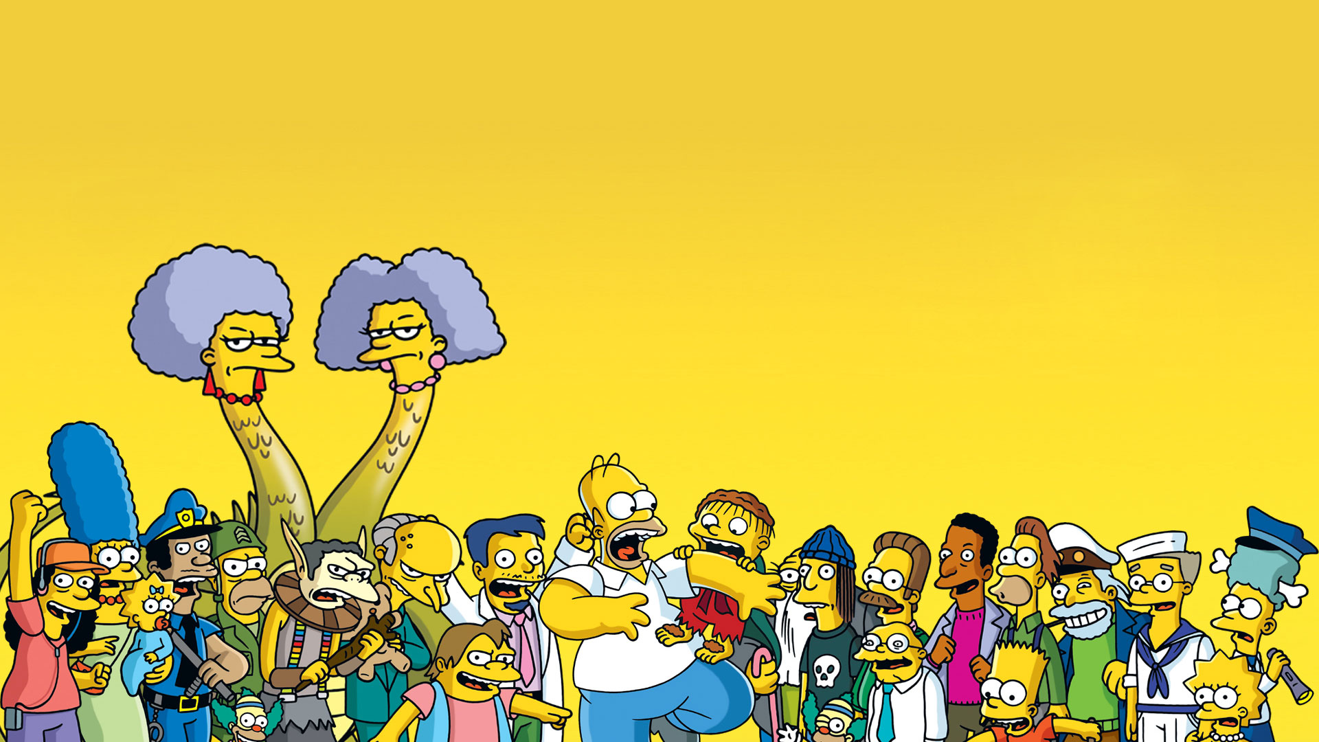 Смотреть мультфильм «Симпсоны» онлайн в хорошем качестве ...