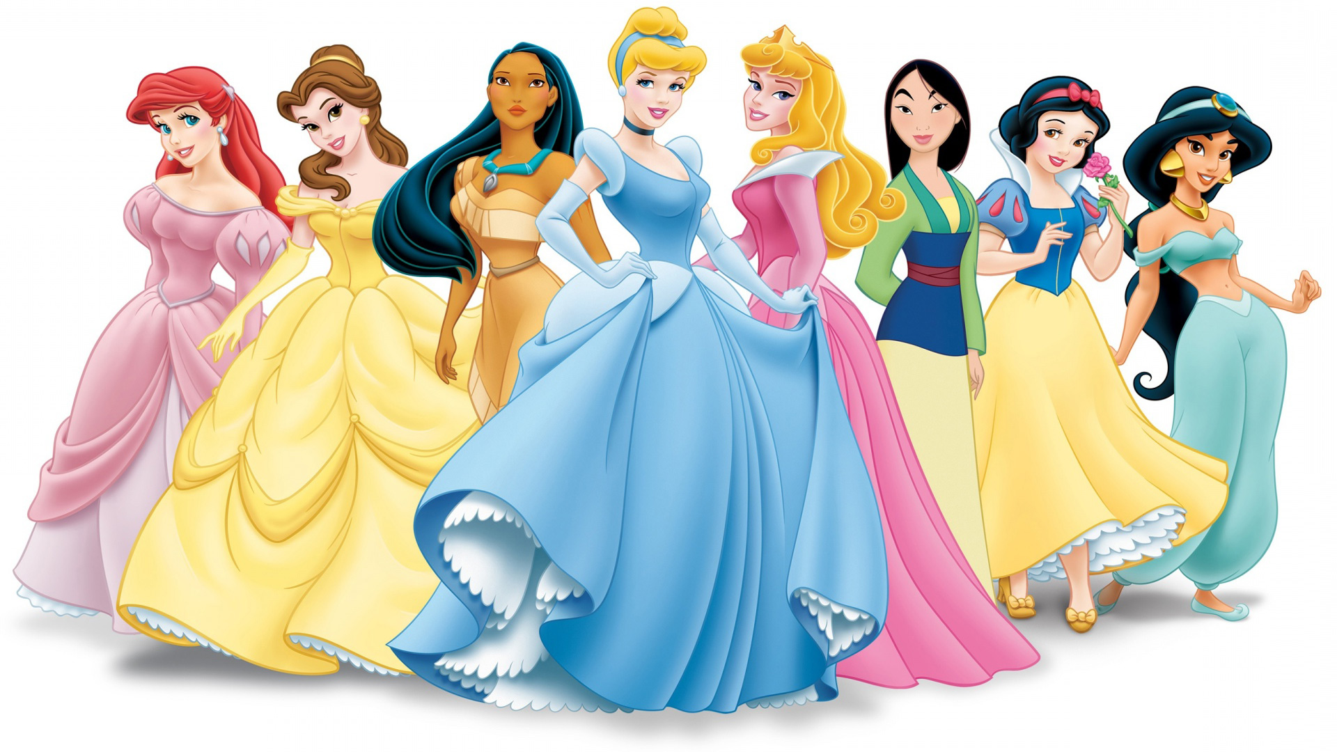 """Предпросмотр схемы вышивки  """"принцессы """". принцессы, принцесса, дисней, мультфильм, шрек, детский, предпросмотр."""