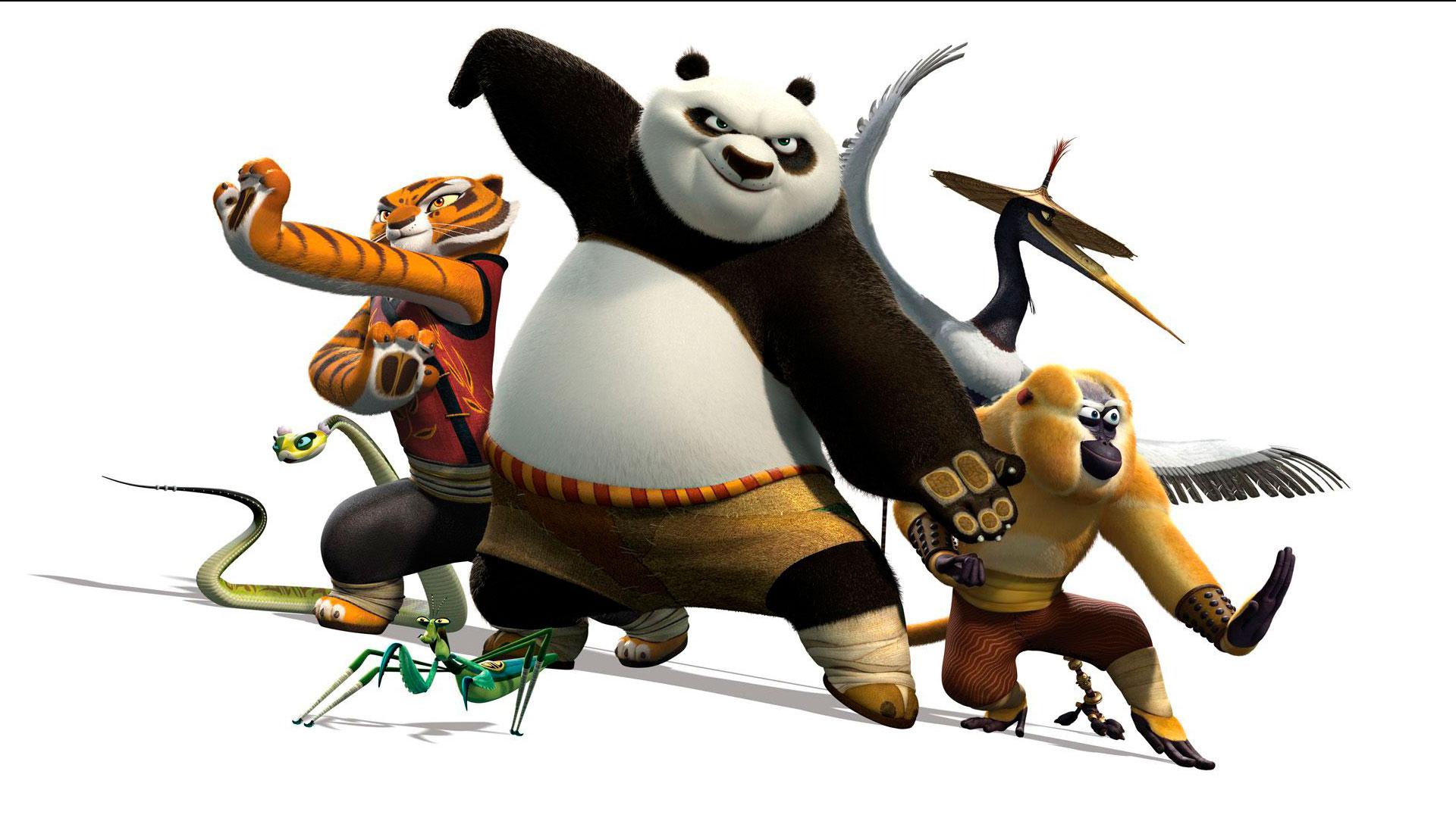 Панда картинки прикольные 2