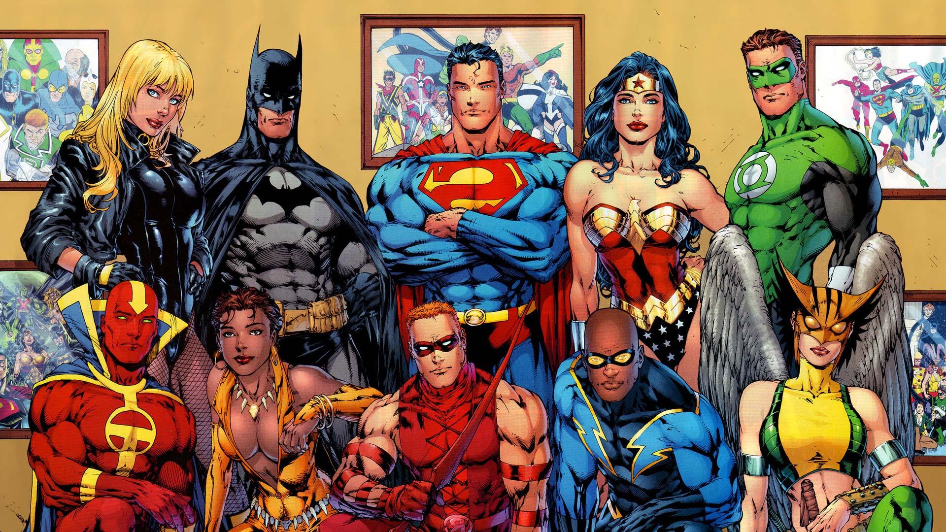 Обои супергерои вместе картинки