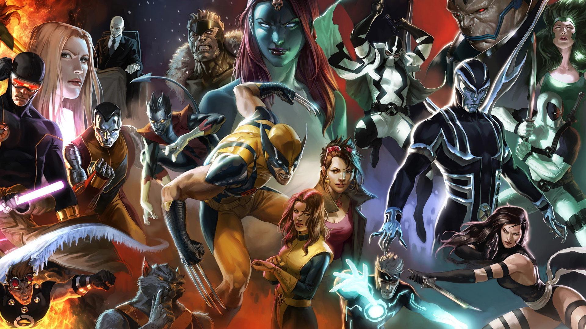 Картинки подборка супергероев