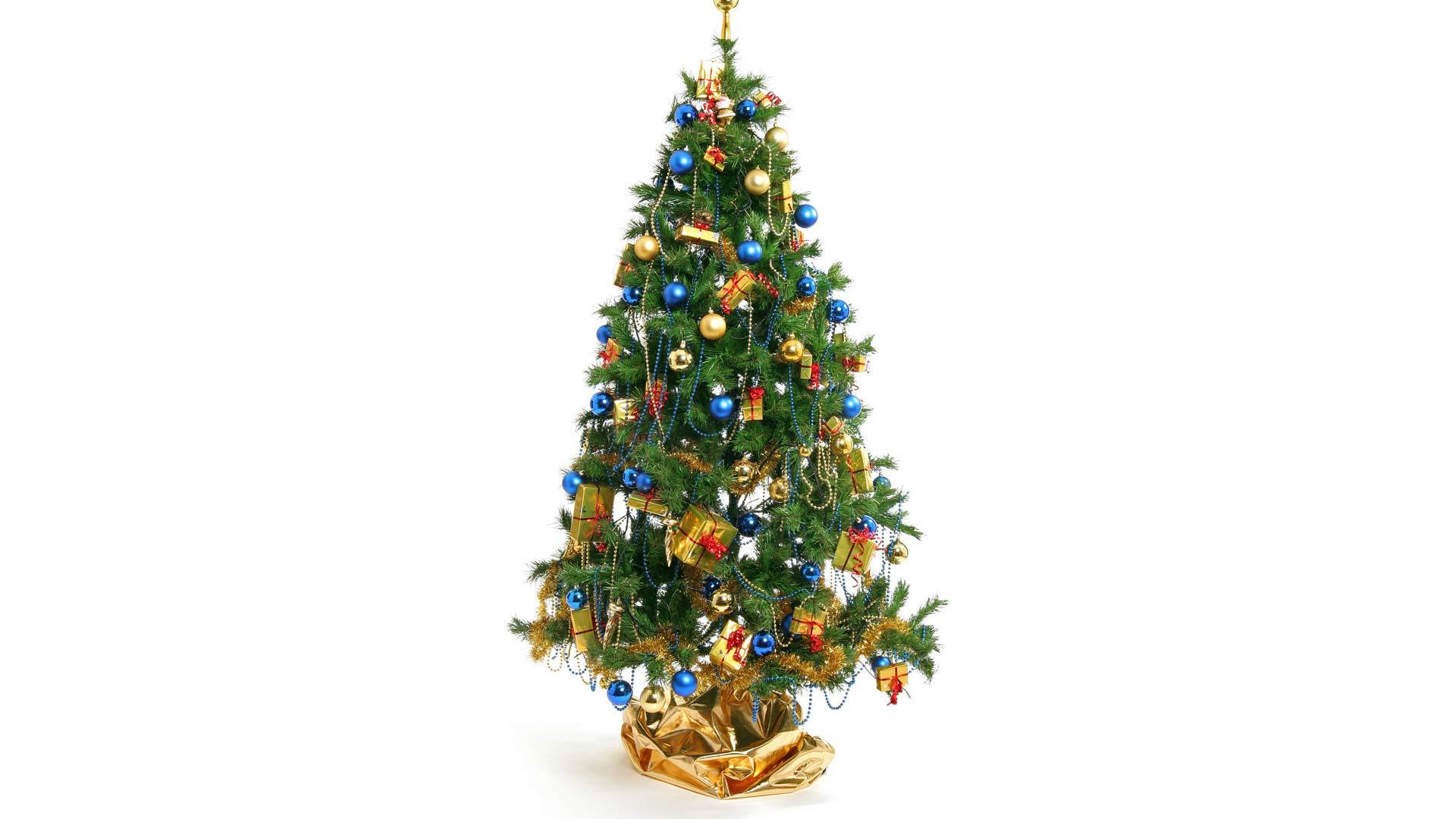Обои Украшенная елка, картинки - Обои для рабочего стола ...: http://www.fullhdoboi.ru/photo/holidays/ukrashennaja_elka/24-0-21281