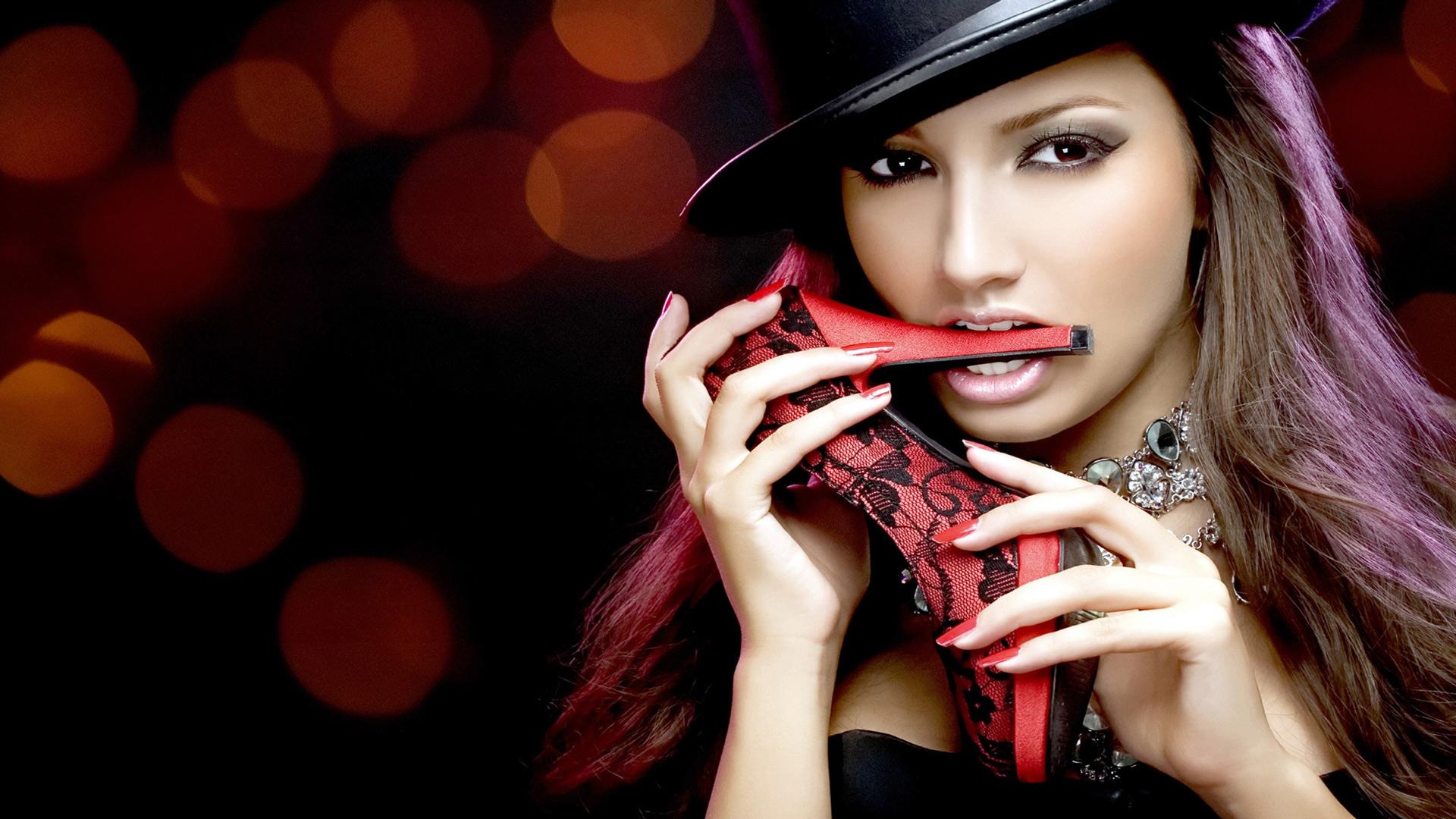 Самые красивые и гламурные девушки онлайн 7 фотография