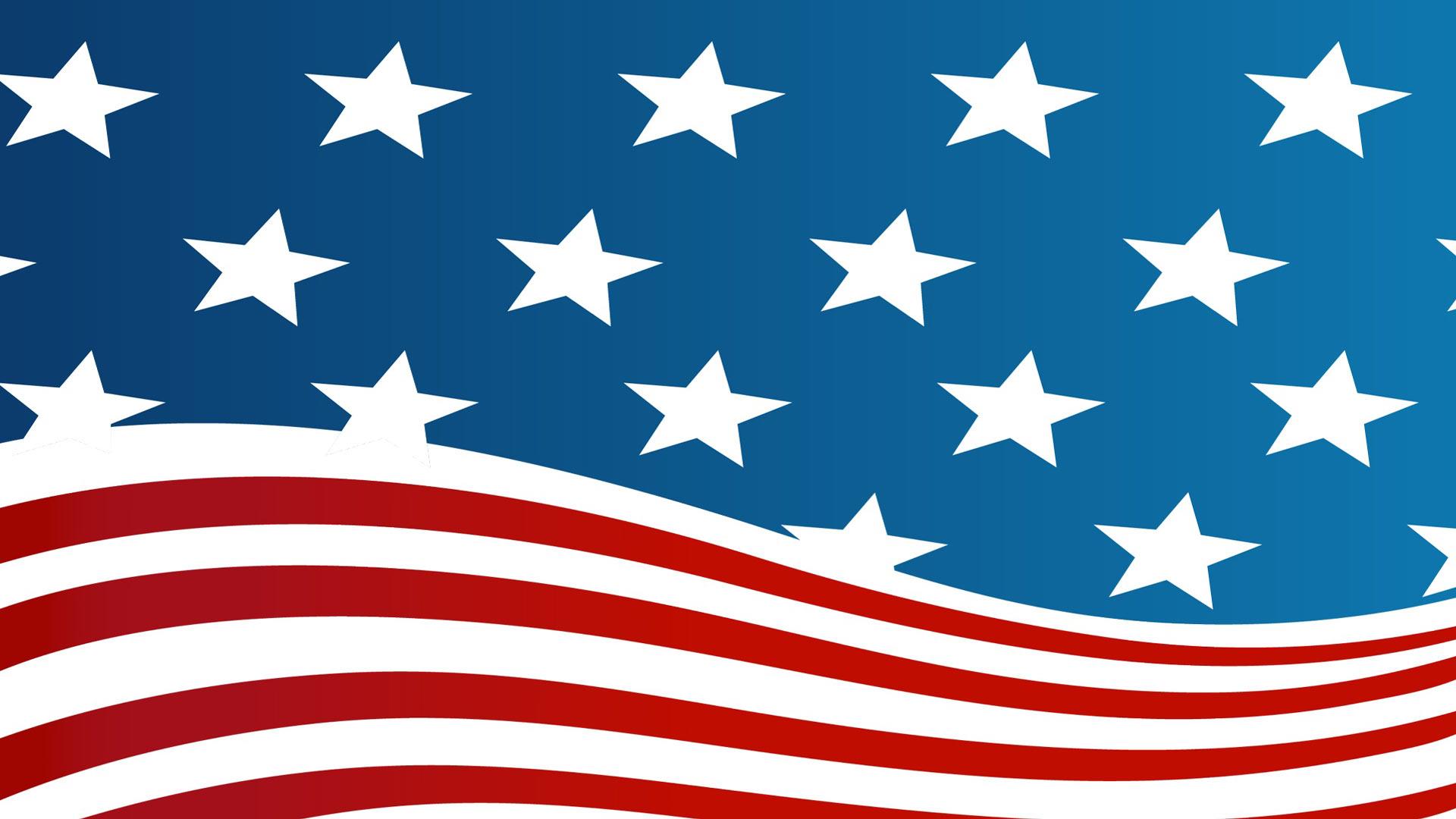 Обои американский флаг американский