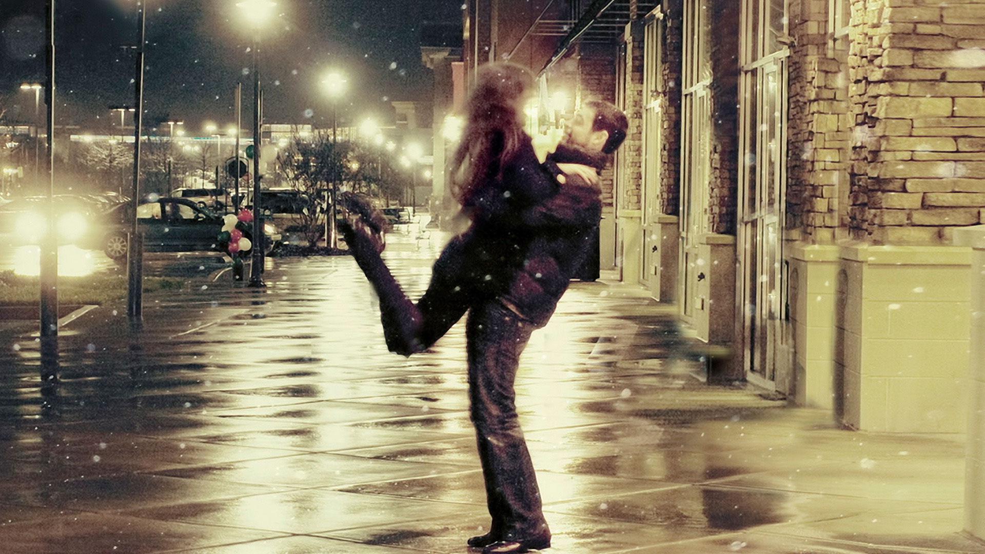 Романтика ночная романтика в городе