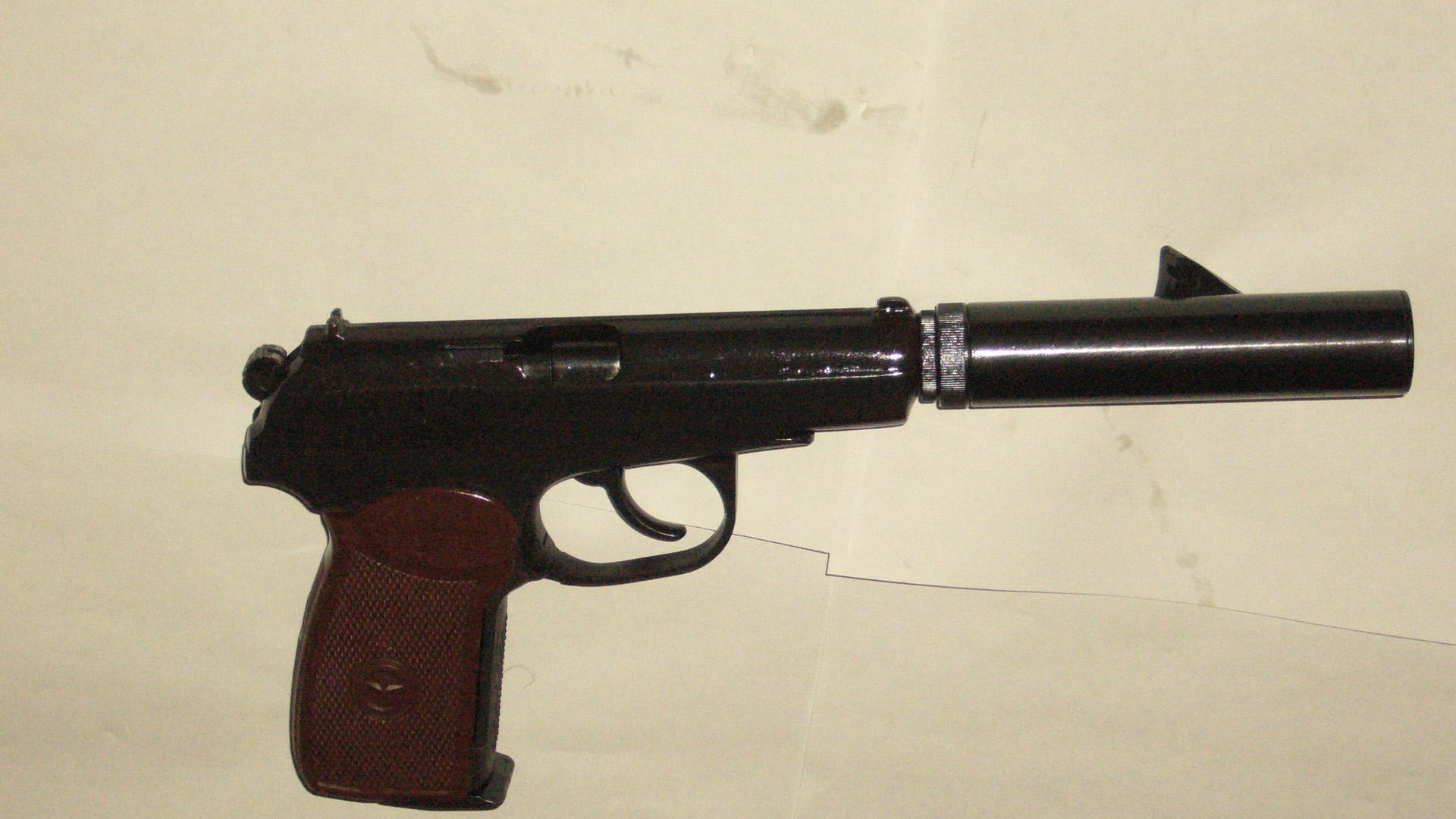 сигнальный пистолет сталкер 914