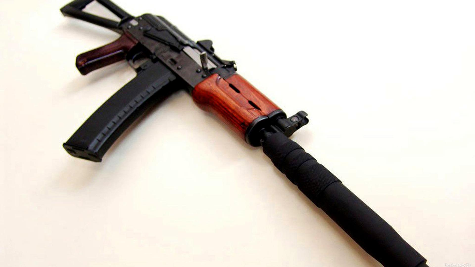 ... обои Ак 47, Ак 47 с глушителем: www.fullhdoboi.ru/photo/weapon/ak_47/35-0-6515