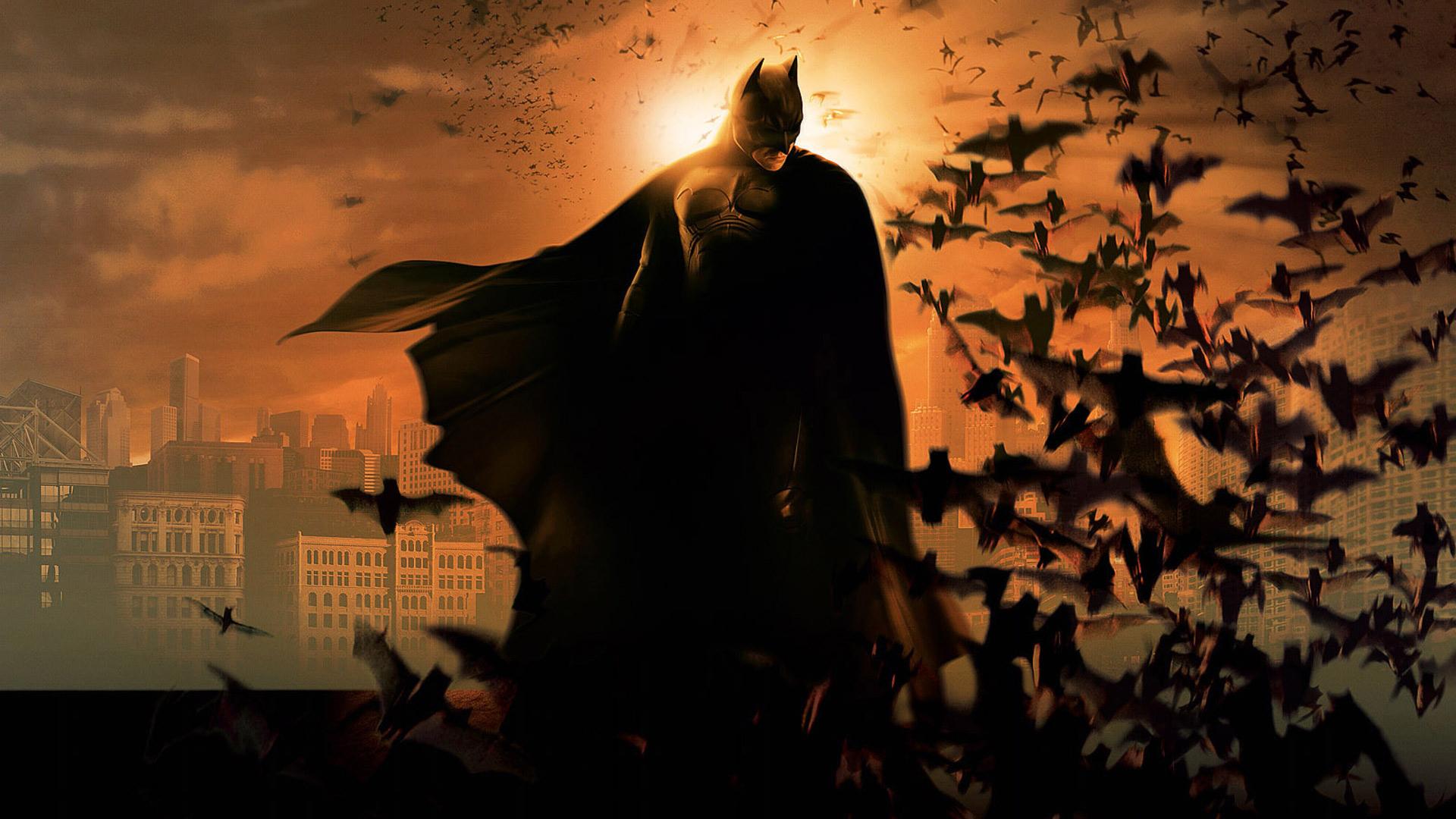 Бэтмен и женщина кошка обои для рабочего стола 4