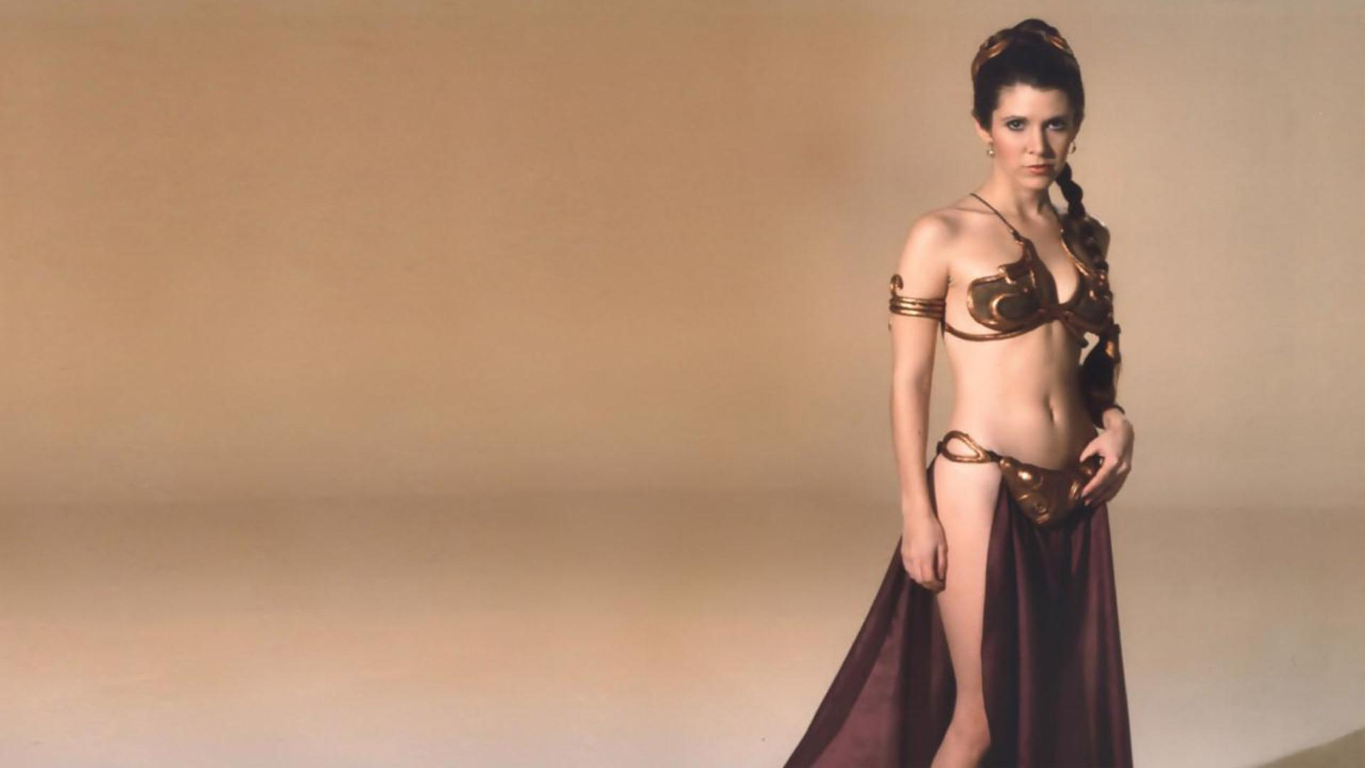 Princess leia sexy wallpapers exploited videos