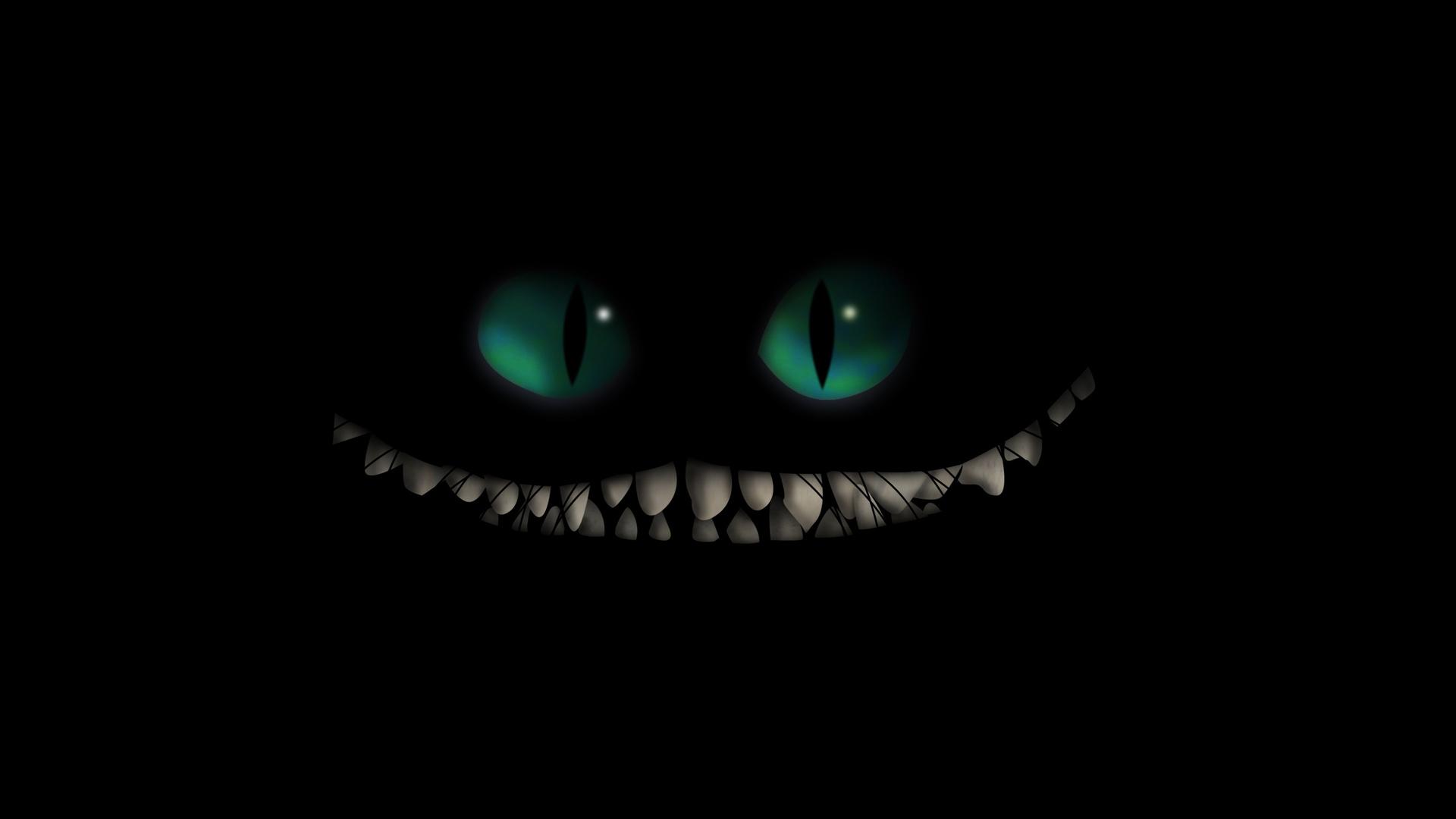 улыбка чеширского кота фото