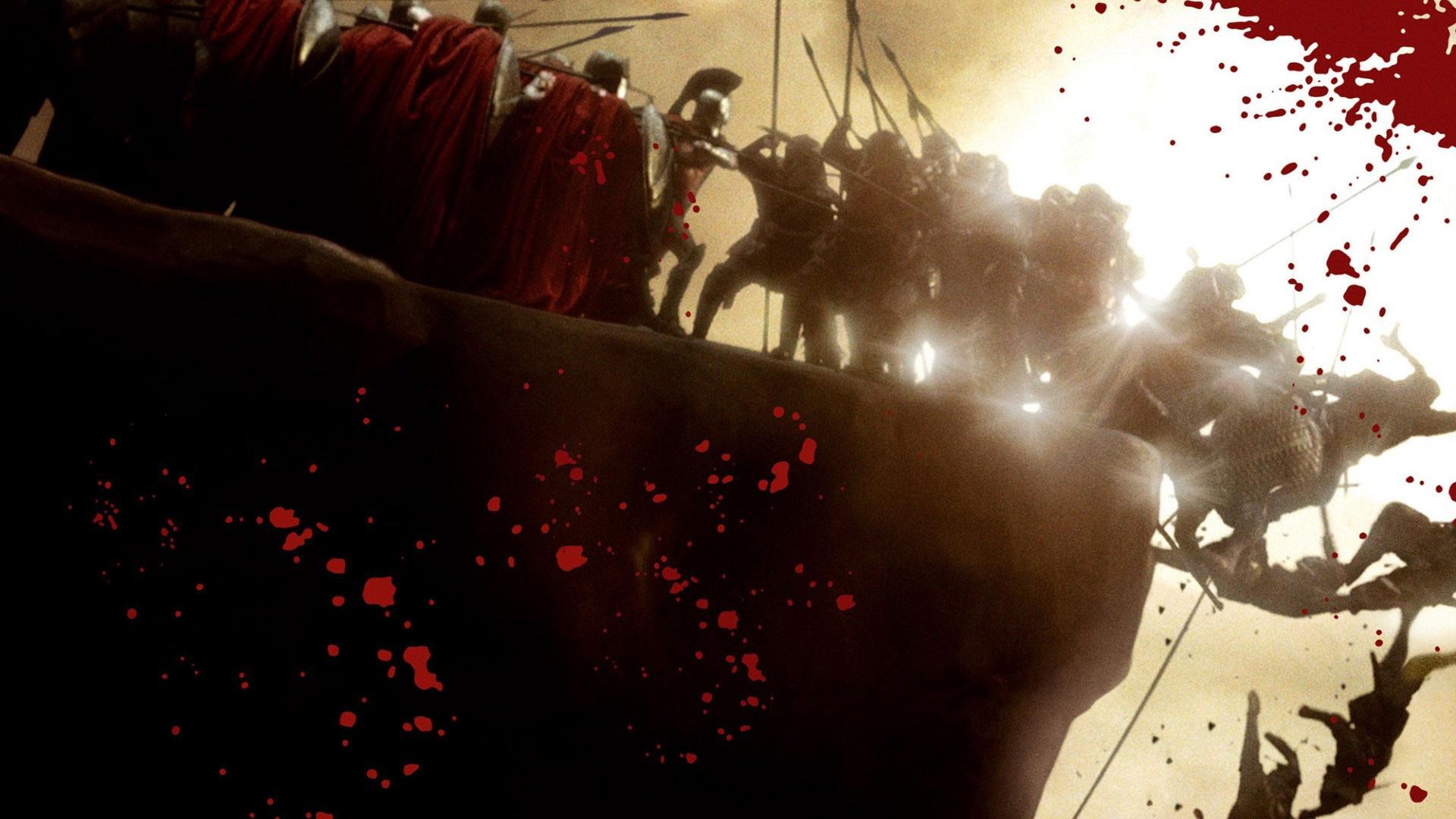 Обои Кровь 300 спартанцев, картинки - Обои для рабочего стола ...