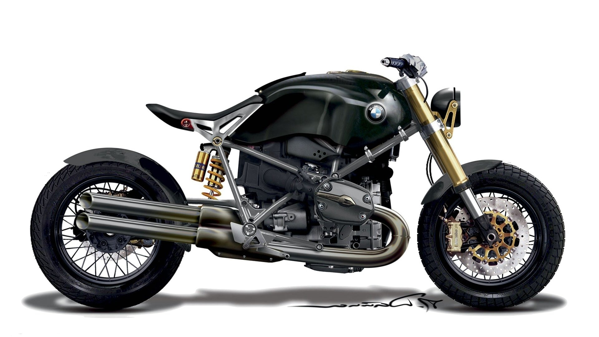Мотоцикл BMW K 1200 S  AvtoRussiaru