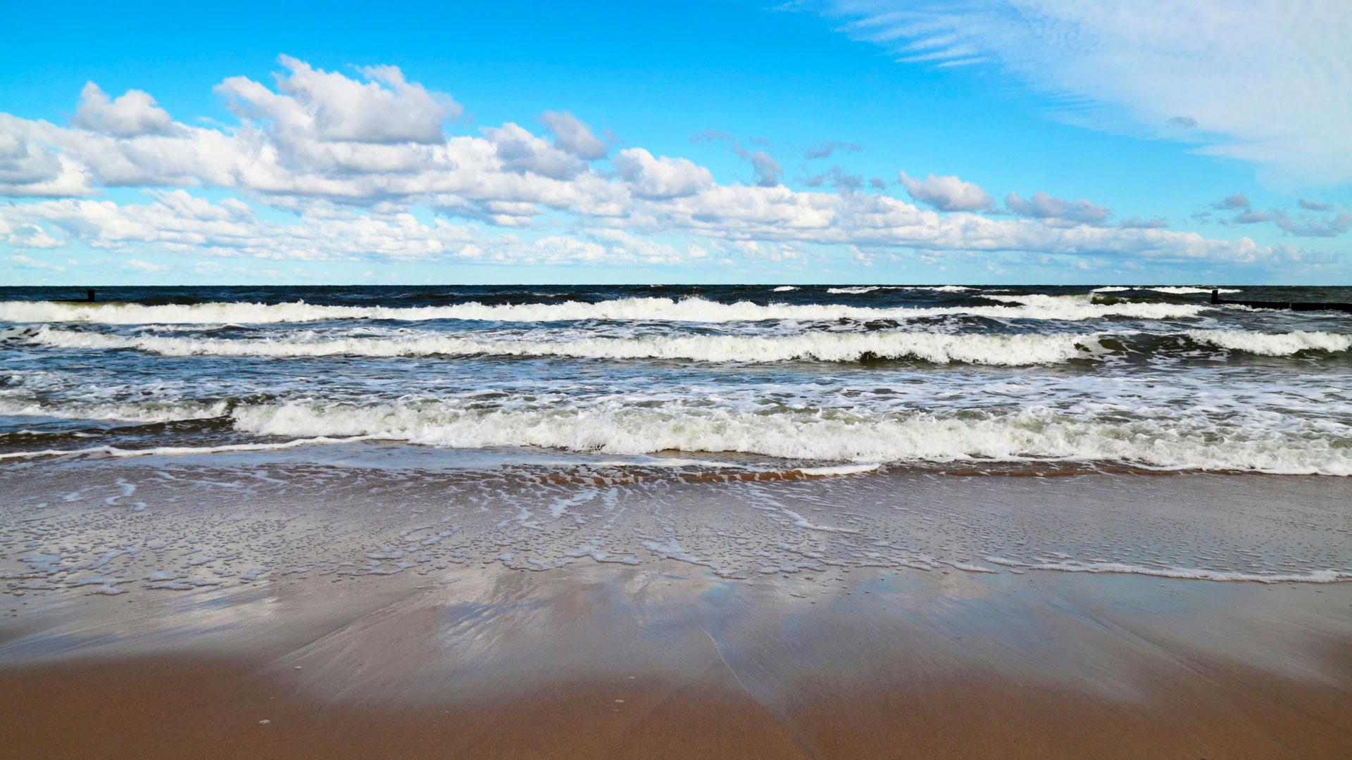 Обои волны океана картинки обои для