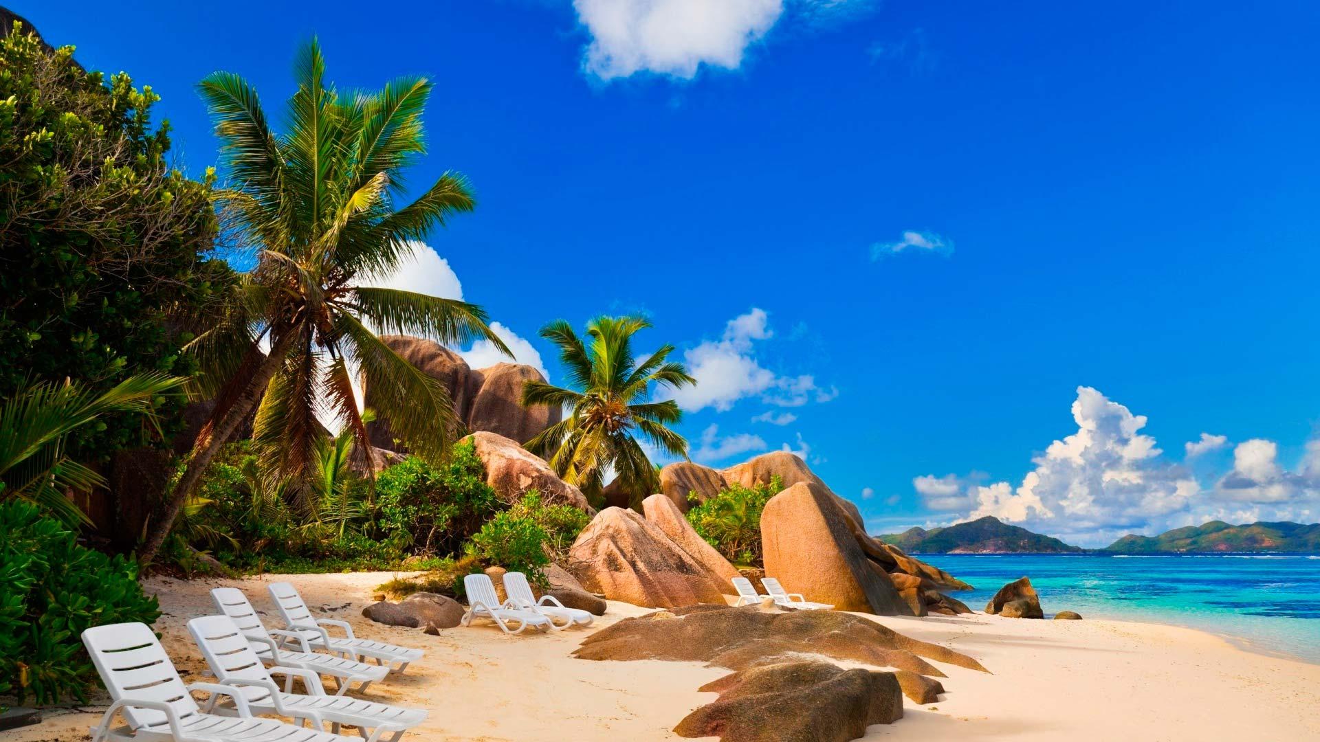Пляжи обои для рабочего стола, картинки и фото - t