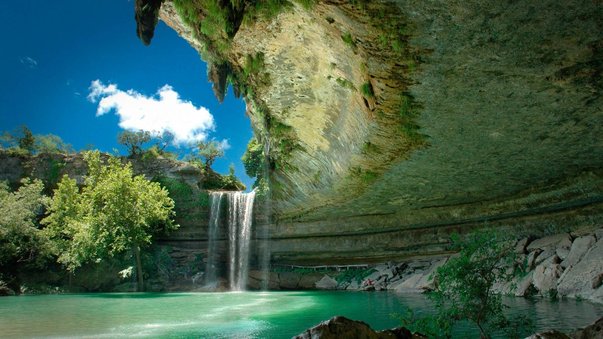 Красивые Обои Водопады На Рабочий Стол Бесплатно