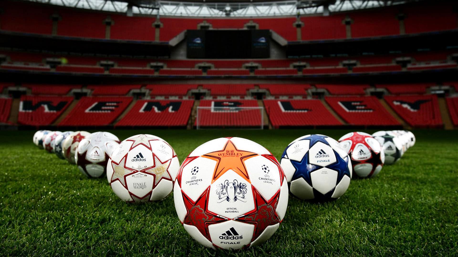 Обои футбол лига чемпионов для
