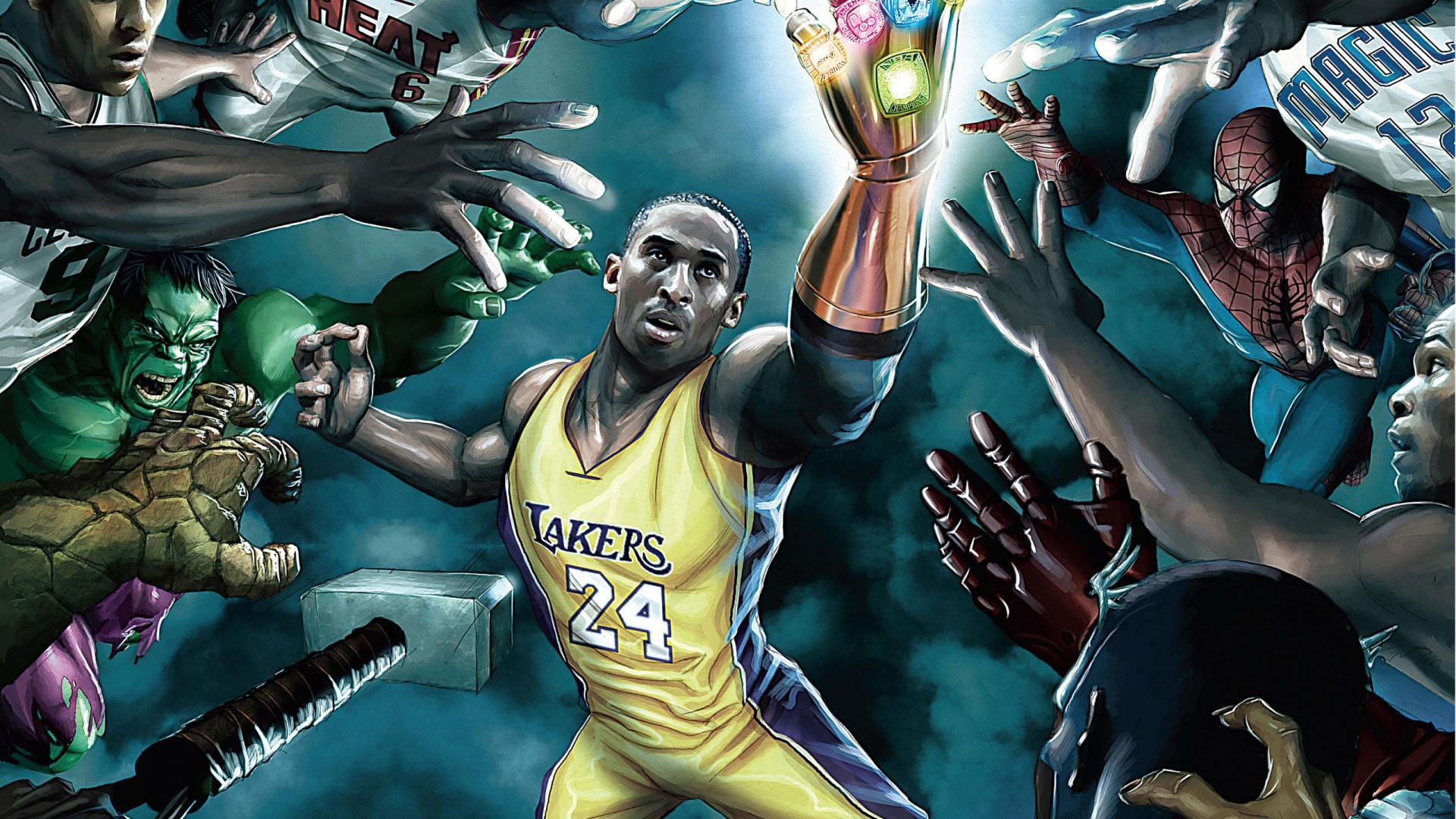 Картинки баскетболист и супергерои