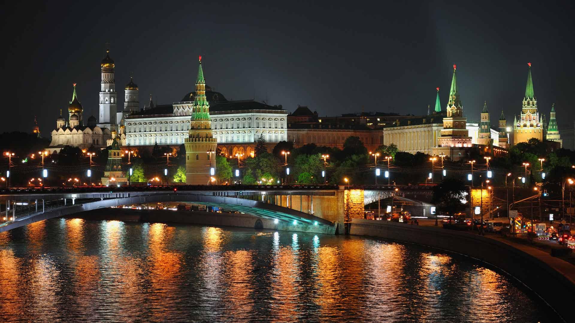 Центр москвы центр москвы в летнюю