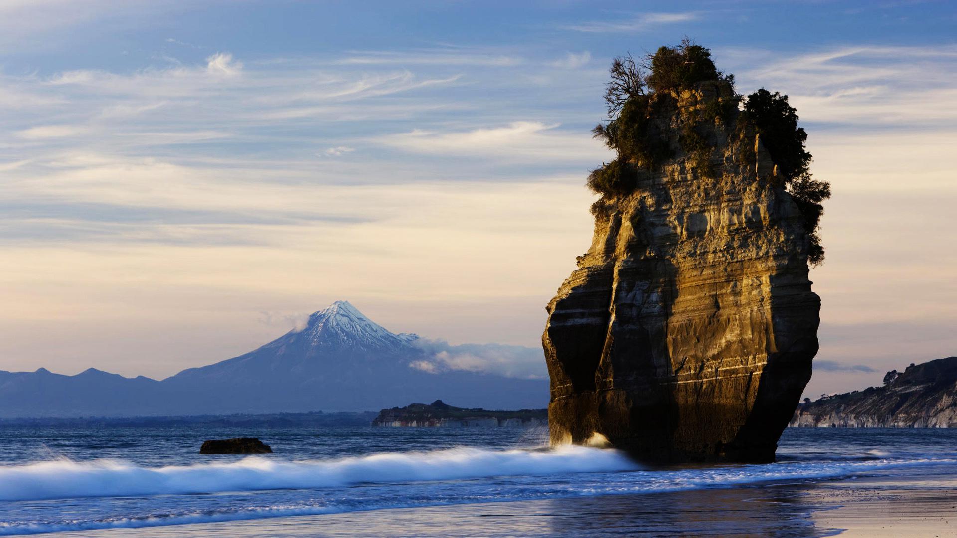 Новая зеландия Hd: Обои Новая Зеландия, картинки