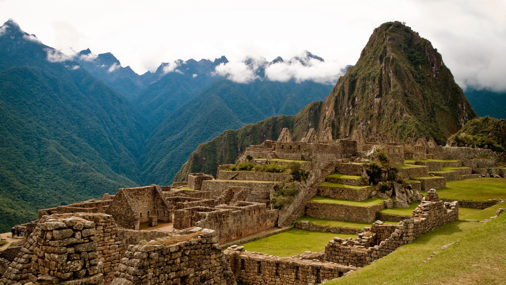 Мачу пикчу — город древней америки